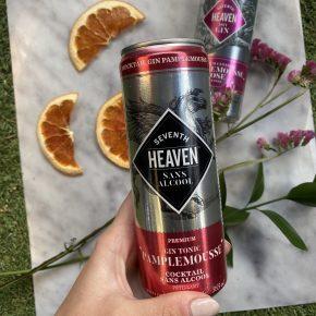 Seventh Heaven - Prêt-à-boire à base de gin